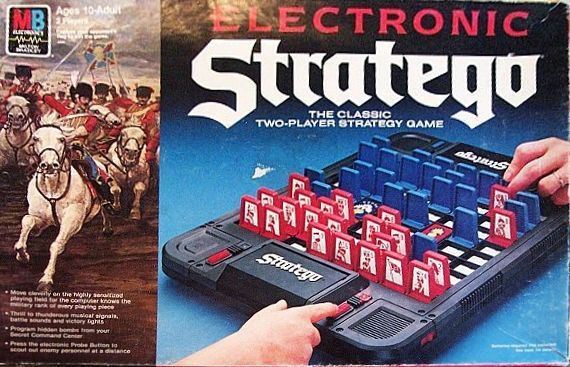 Electronic Stratego