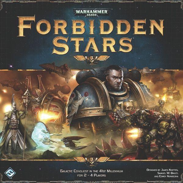 Main image for Forbidden Stars