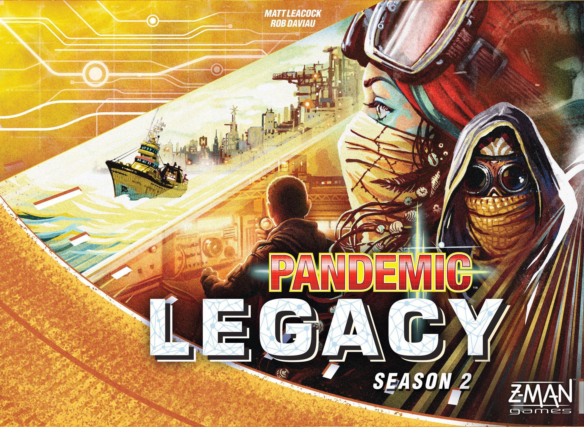 Main image for Pandemic Legacy: Season 2