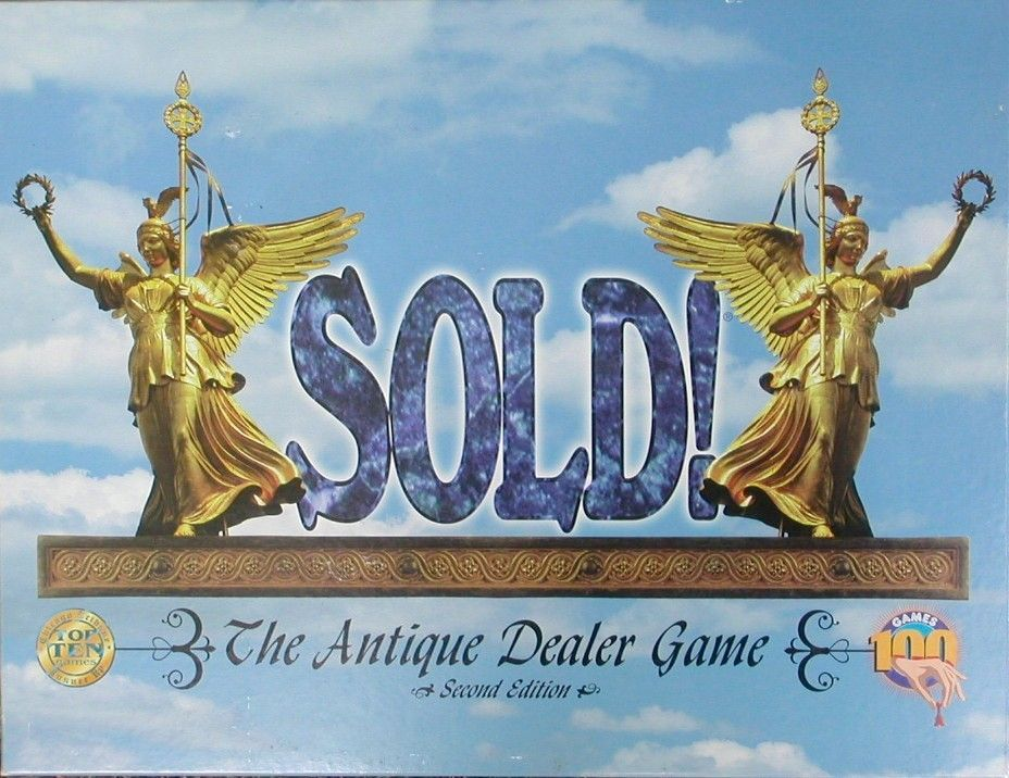 Sold! The Antique Dealer Game