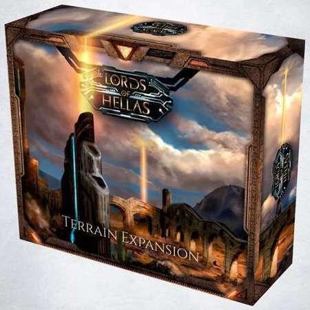 Lords of Hellas- Terrain (T.O.S.) -  Awaken Realms