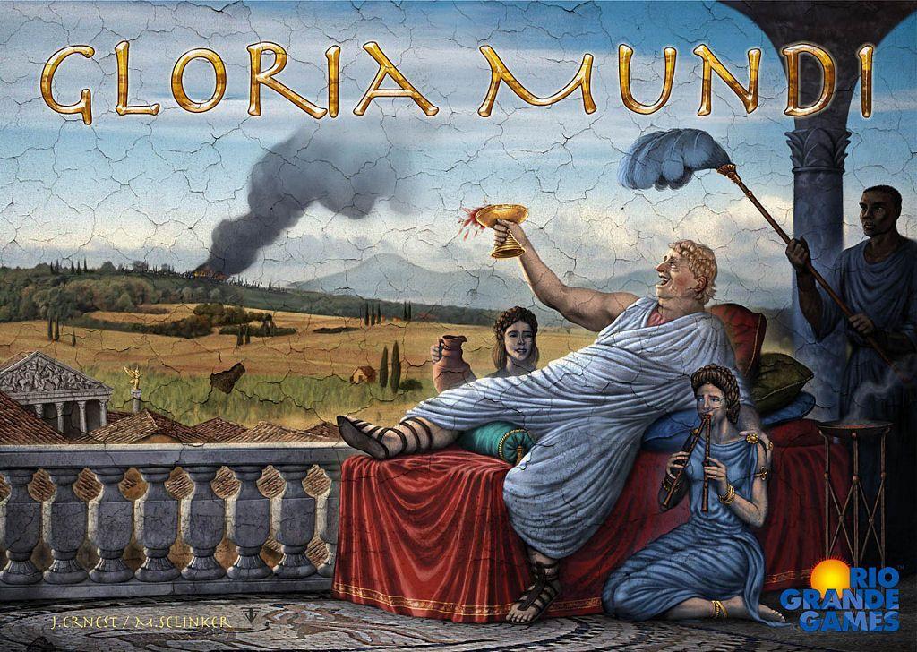 Gloria Mundi