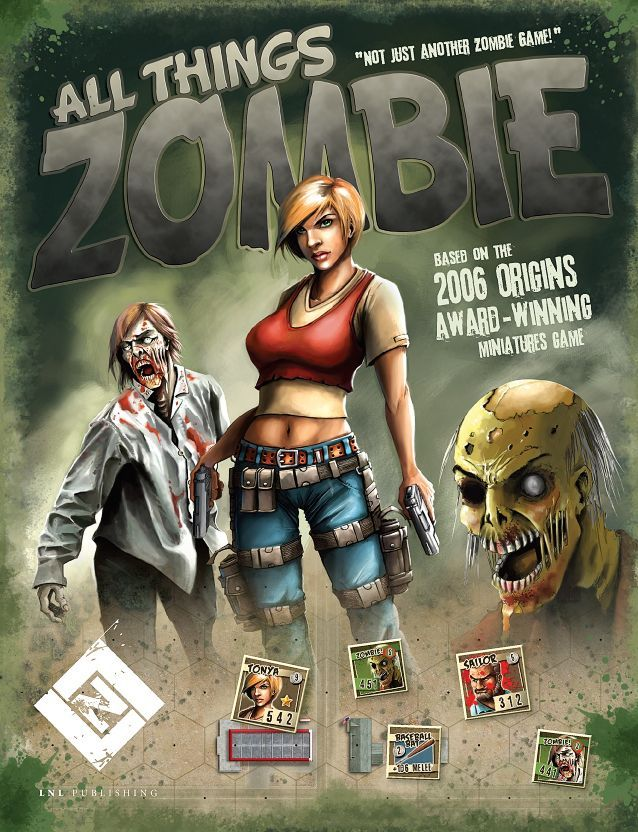 All Things Zombie: The Boardgame