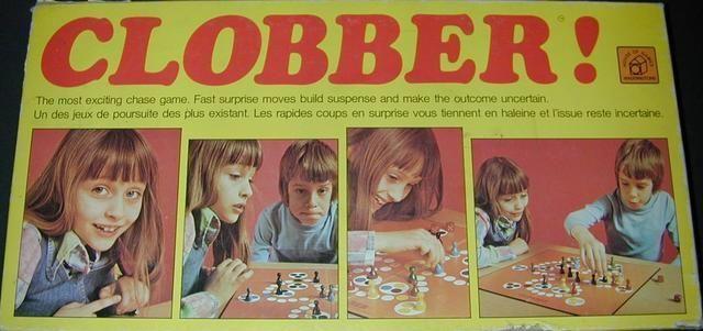 Clobber!