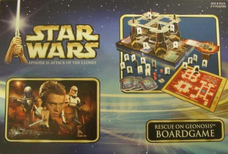 Star Wars: Rescue on Geonosis