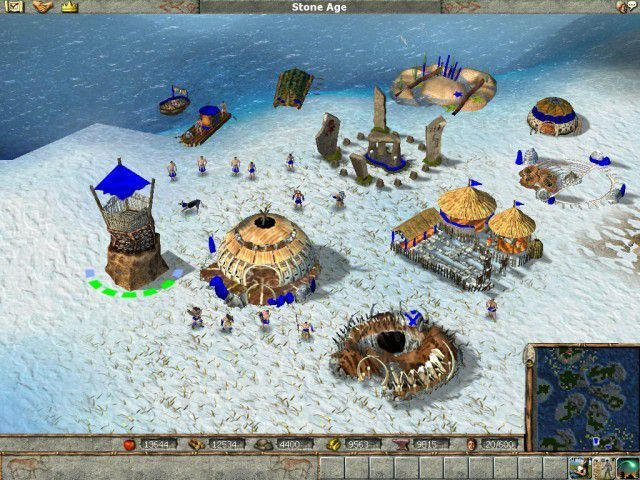 Awesome sweep of history concept plagued by flaws empire earth image courtesy of empire earth heaven its the little things that count gumiabroncs Images