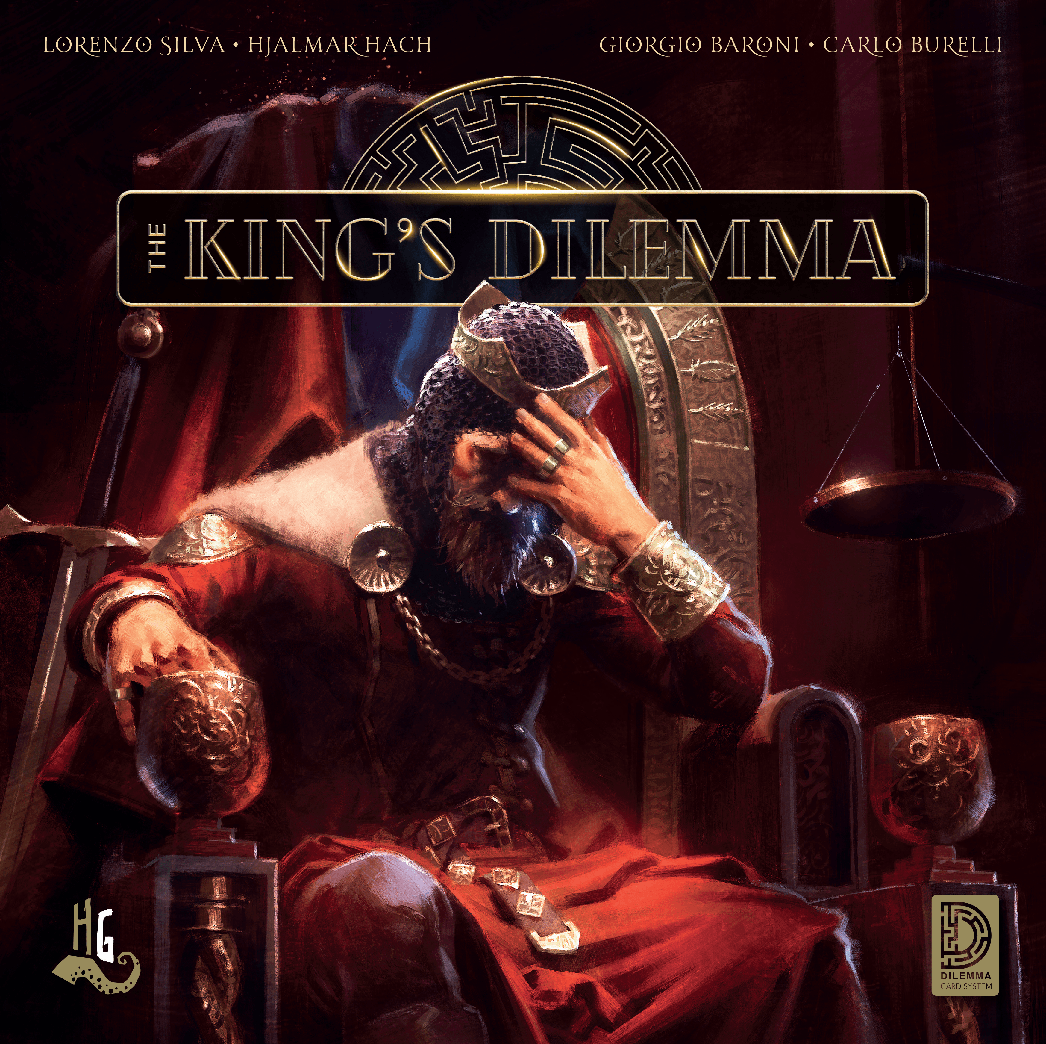 Main image for The King's Dilemma board game