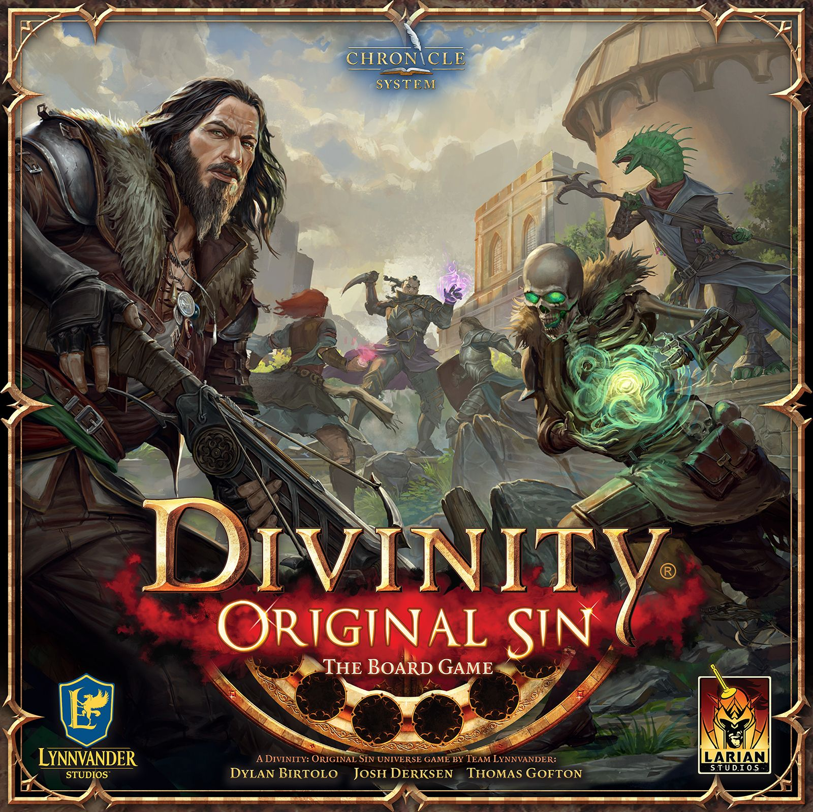 Main image for Divinity Original Sin the Board Game