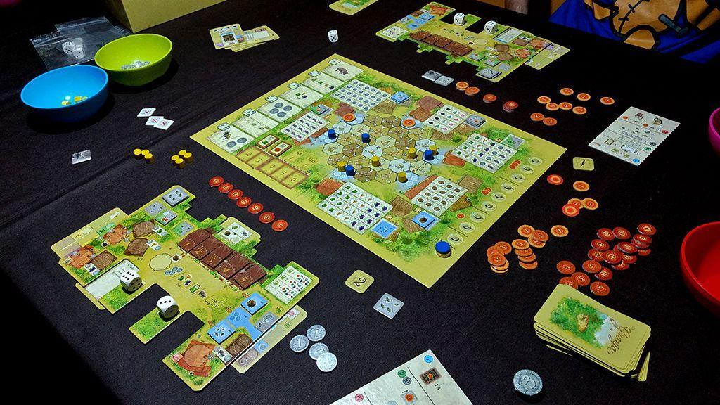 Week 29: Salamanca heaven | Games & Llamas | BoardGameGeek