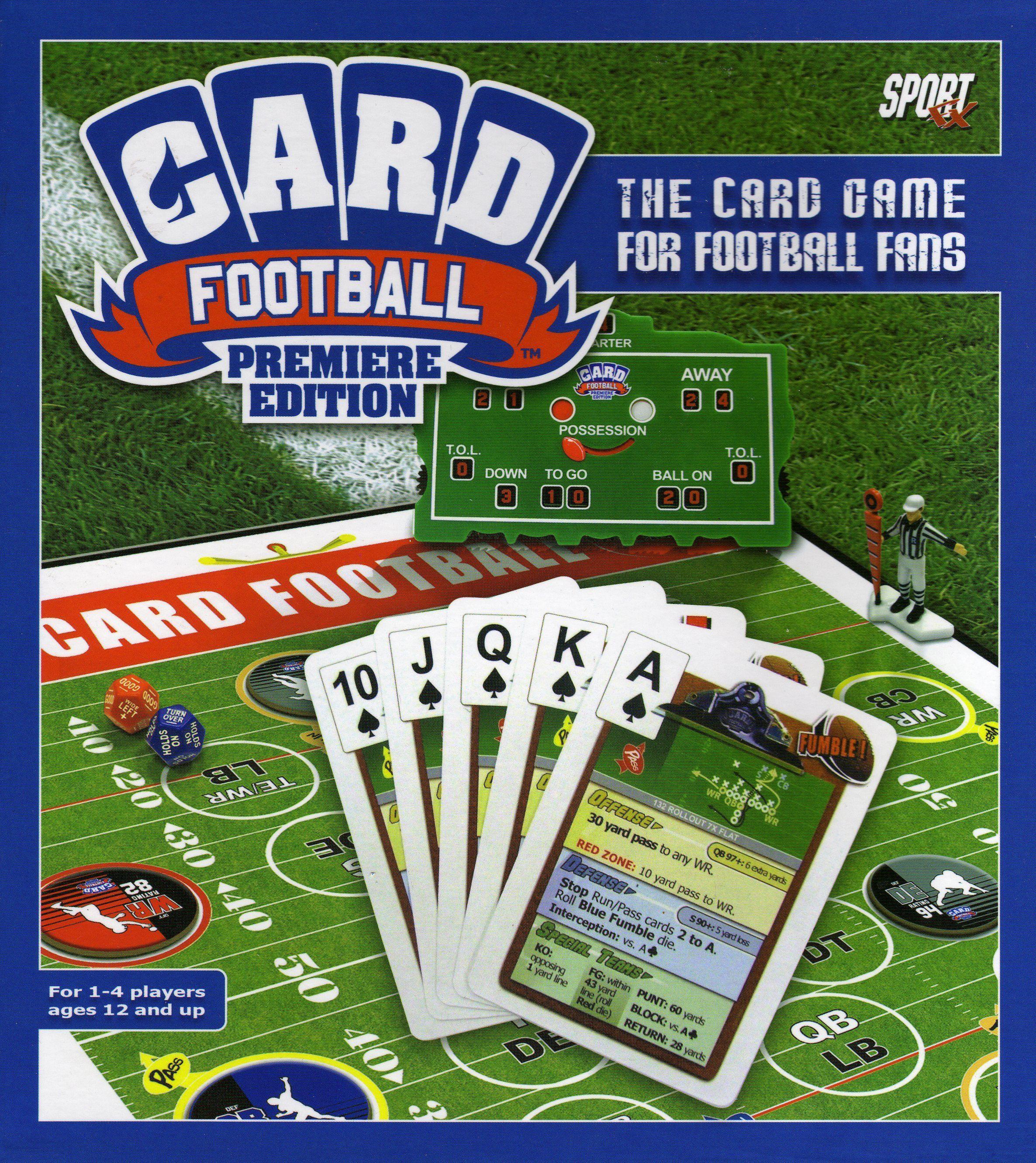 Card Football: Premiere Edition