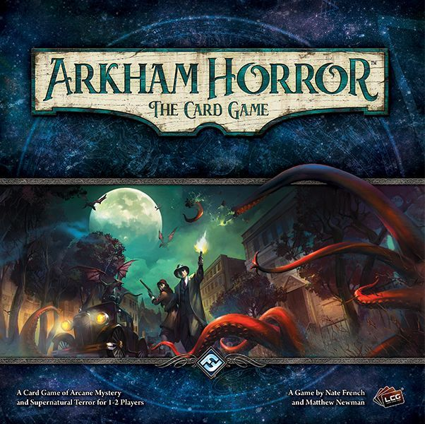 Main image for Arkham Horror: The Card Game