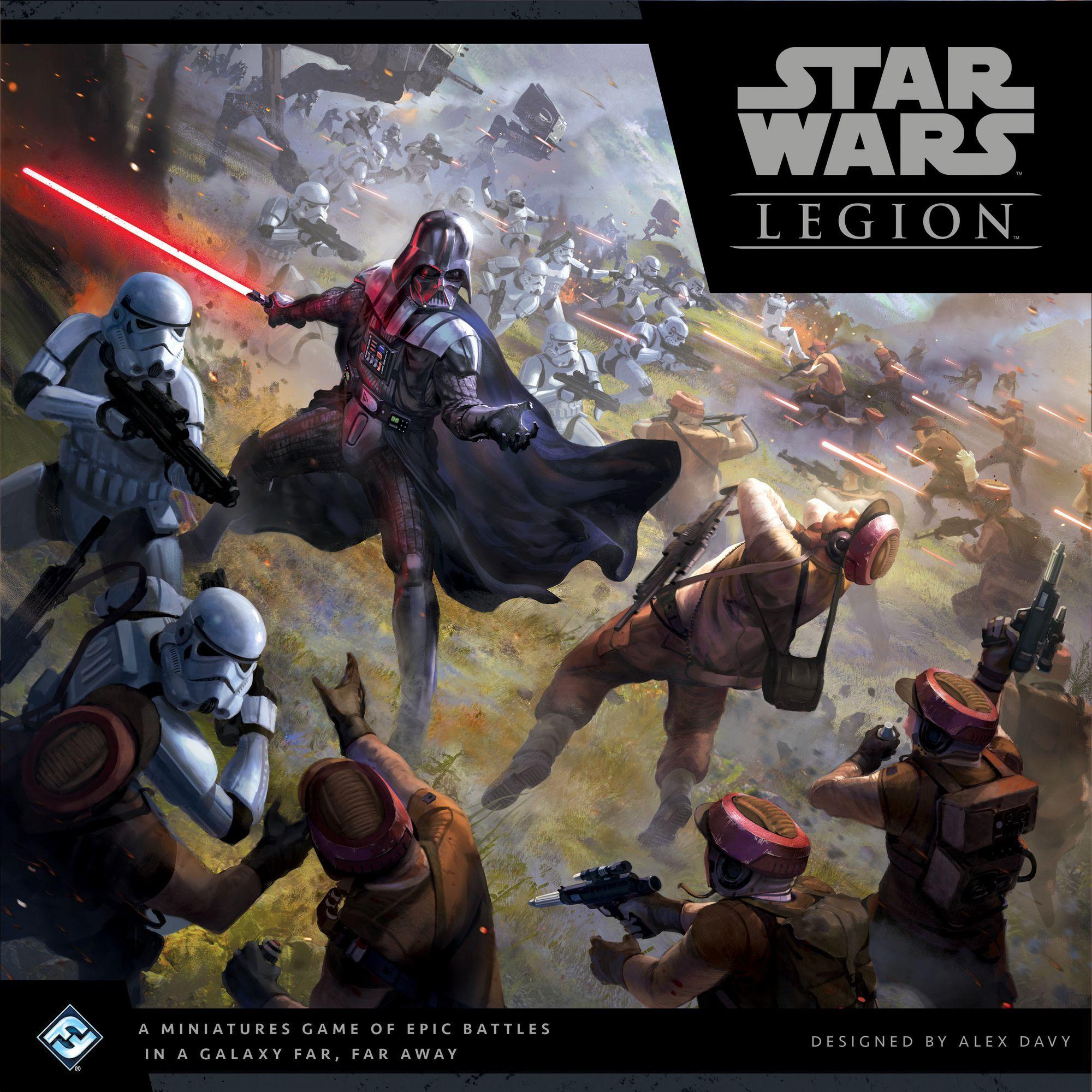 Main image for Star Wars: Legion