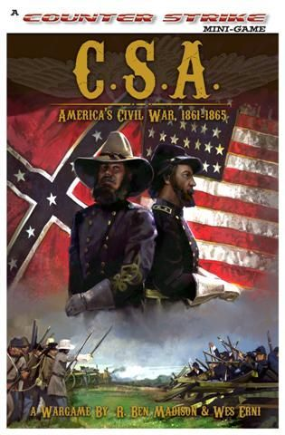 C.S.A. America's Civil War 1861-1865