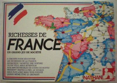 Richesses de France