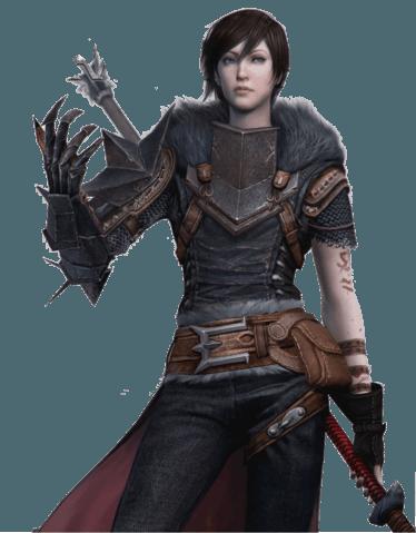 Character: Hawke