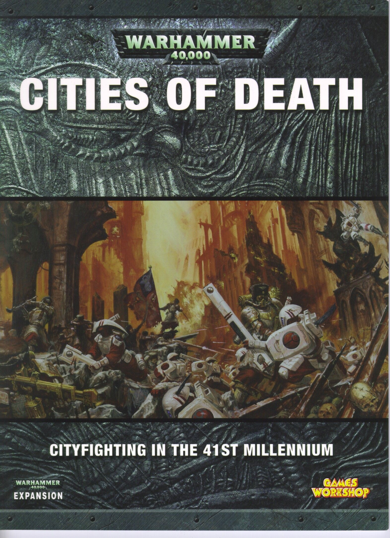 Warhammer 40,000 Cities of Death