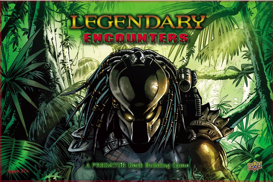 Main image for Legendary Encounters: A Predator Deck Building Game