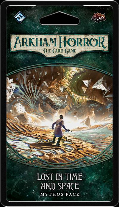Arkham Horror: Das Kartenspiel – Verloren in Zeit und Raum: Mythos-Pack