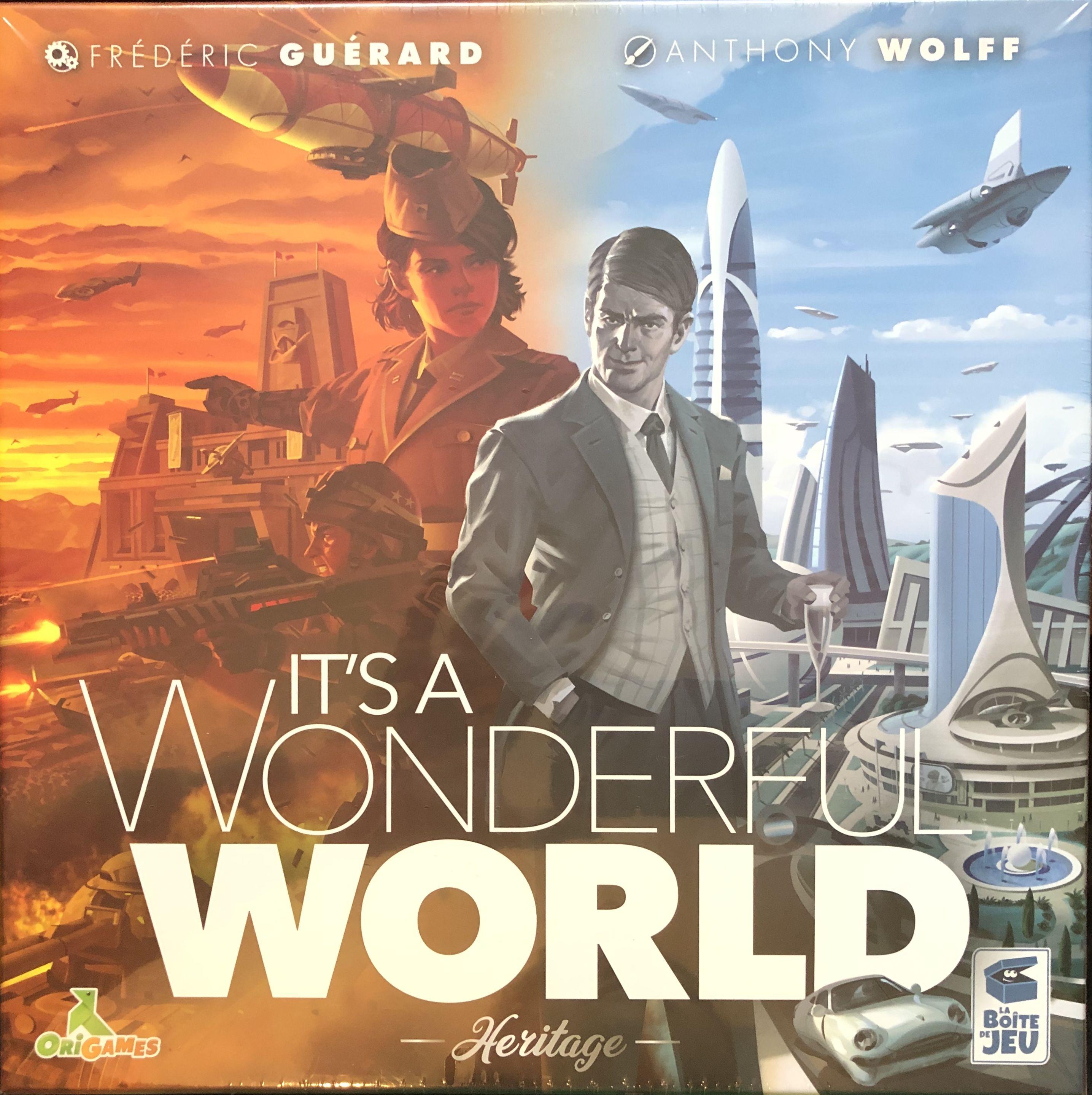 It's a Wonderful World: Heritage Edition