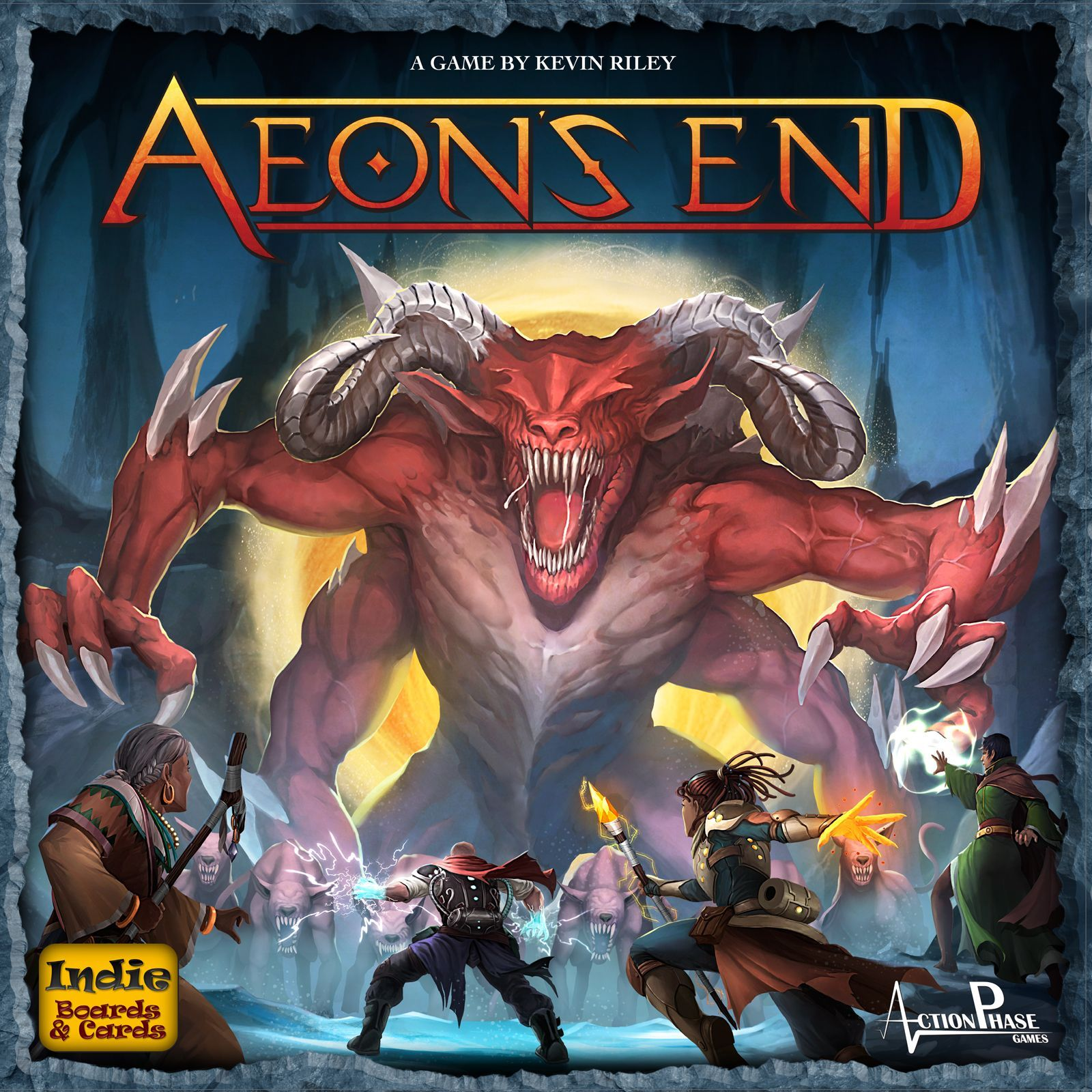 Main image for Aeon's End board game