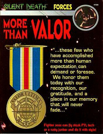 Silent Death Forces: More Than Valor