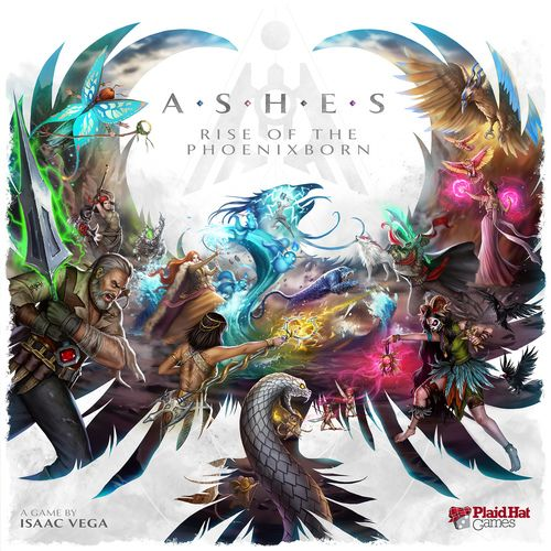 Main image for Ashes: Rise of the Phoenixborn board game