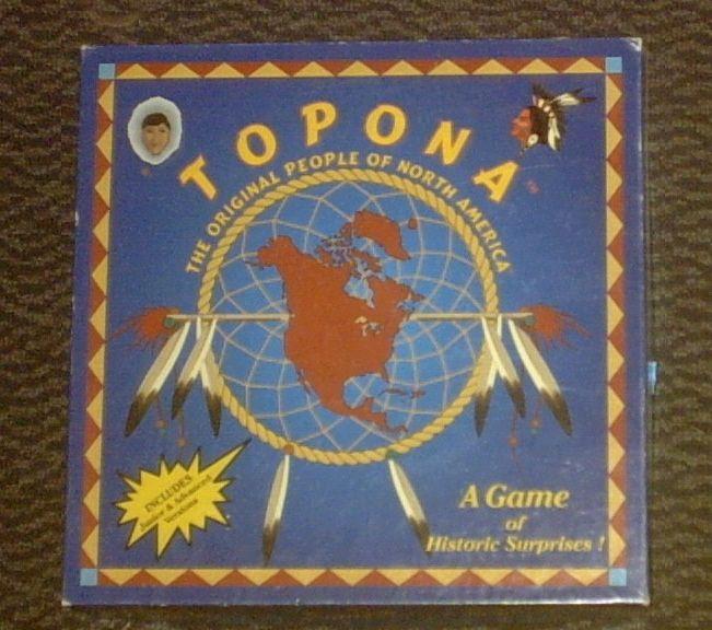 TOPONA  The Original People Of North America