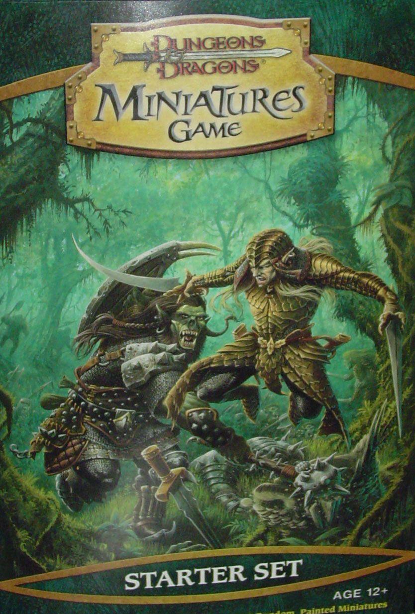 Dungeons & Dragons Miniatures
