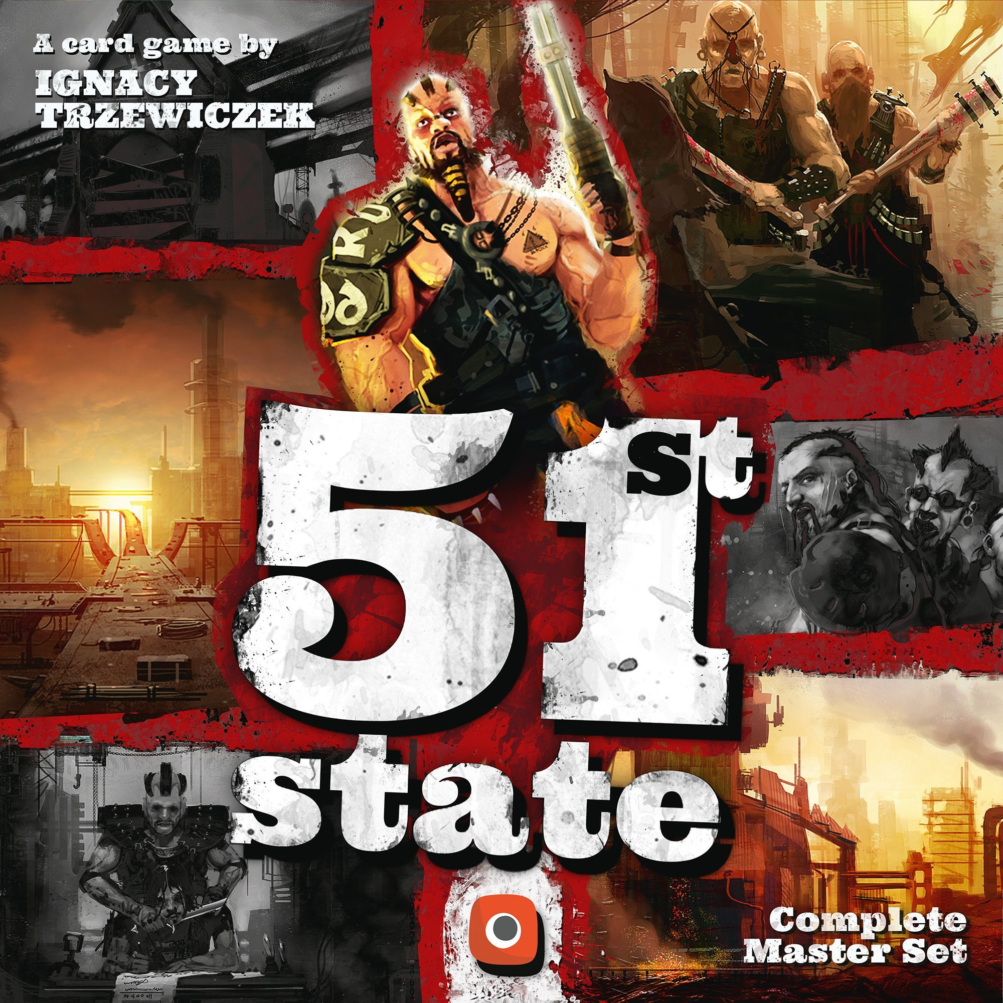 Main image for 51st State: Master Set board game