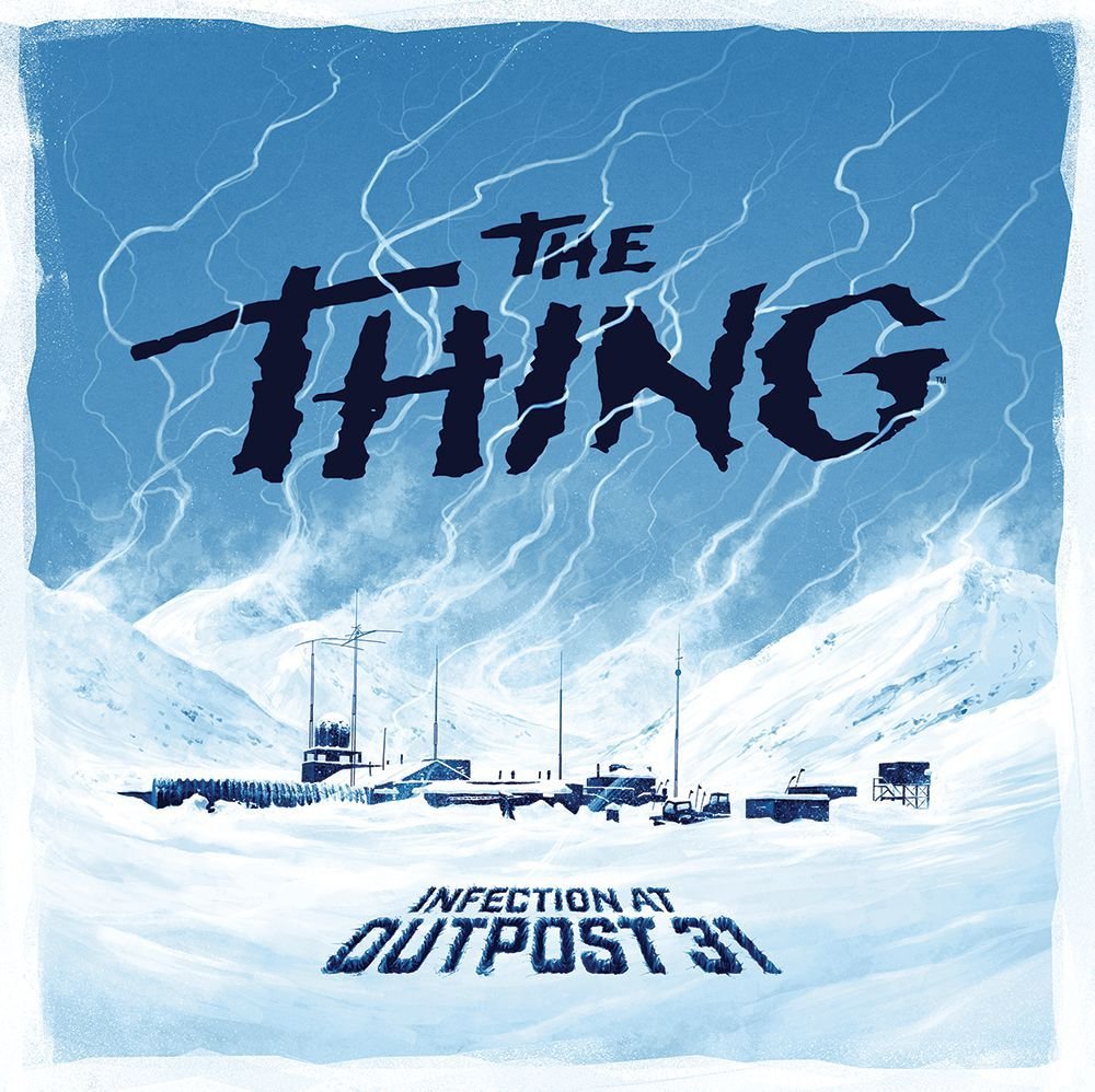 Main image for The Thing: Infection at Outpost 31