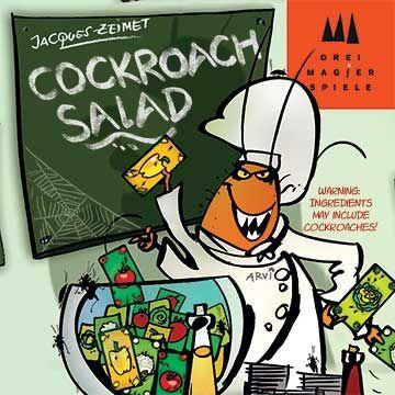 Cockroach Salad