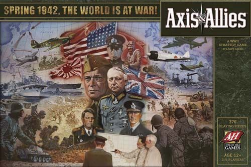 Main image for Axis & Allies: 1942 board game