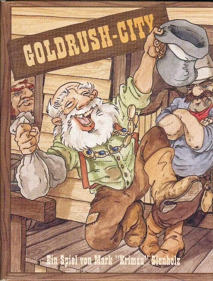 Goldrush-City