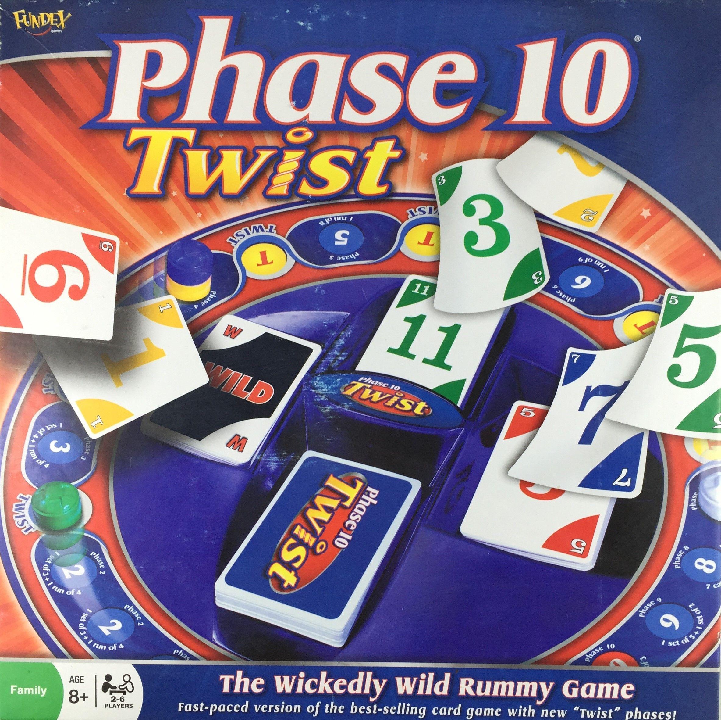 Phase 10 Twist