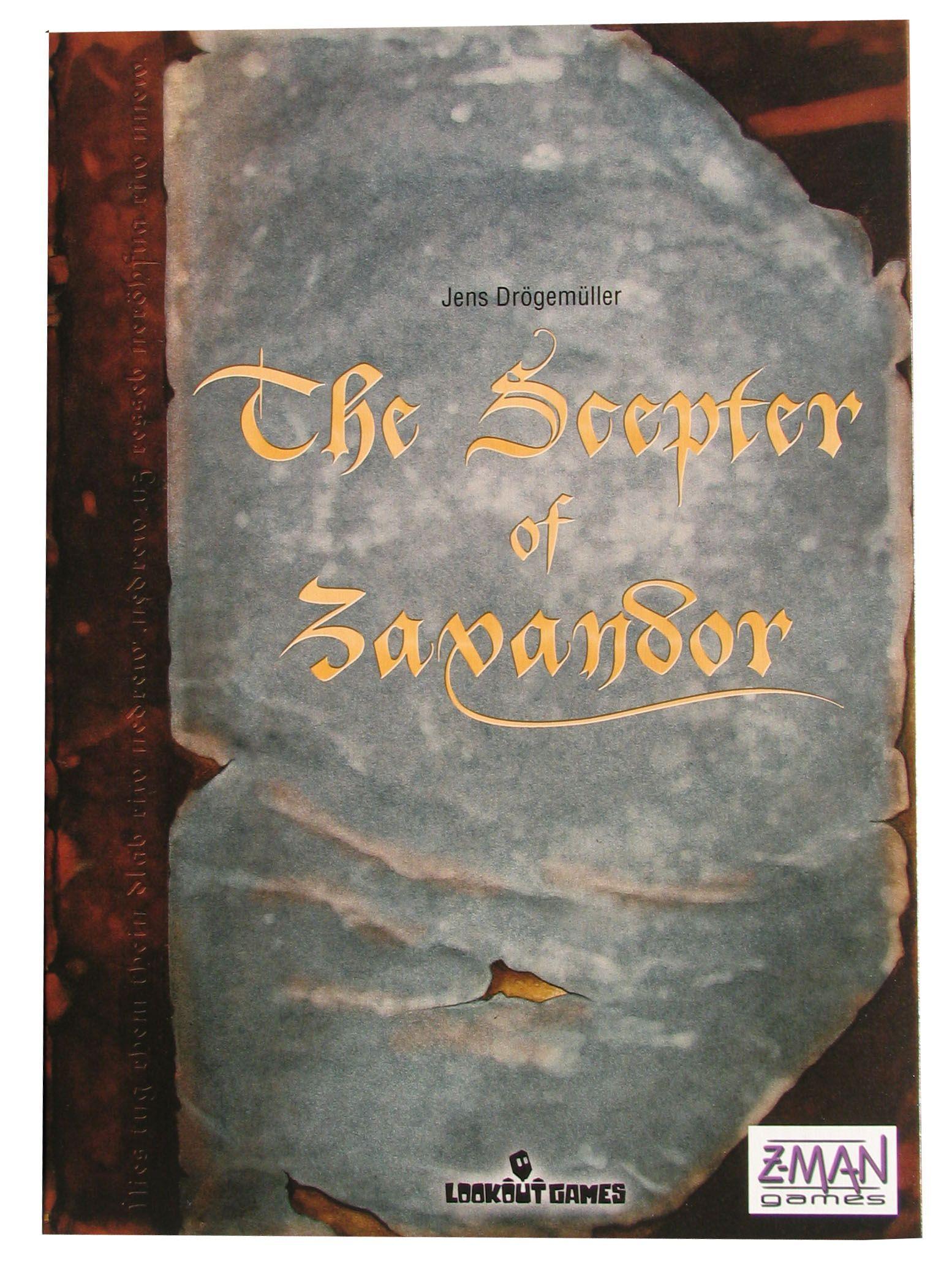 Main image for The Scepter of Zavandor