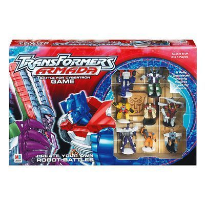 Transformers Armada:  Battle for Cybertron