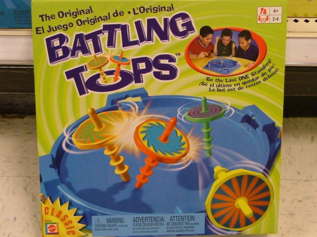 Battling Tops