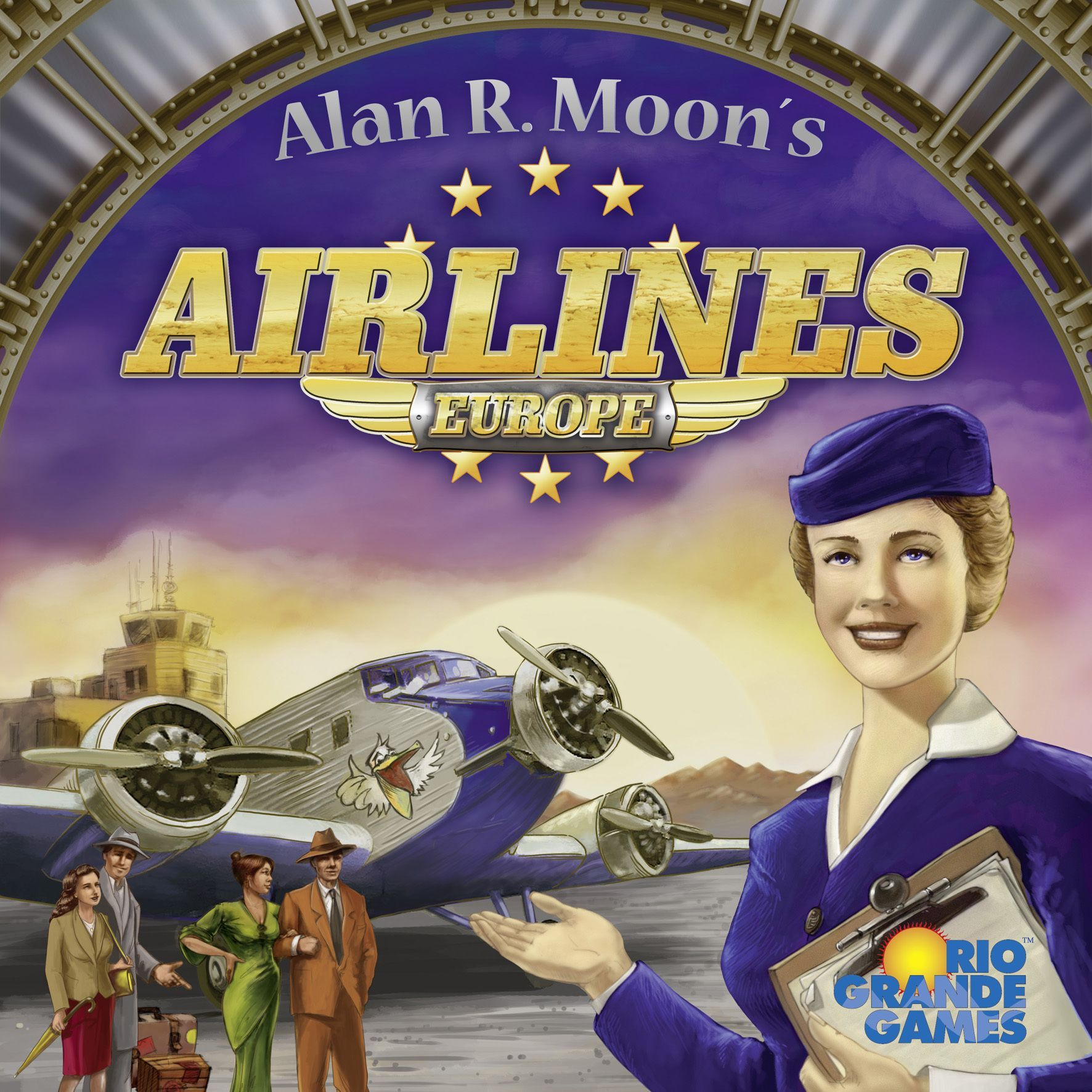 Main image for Airlines Europe board game