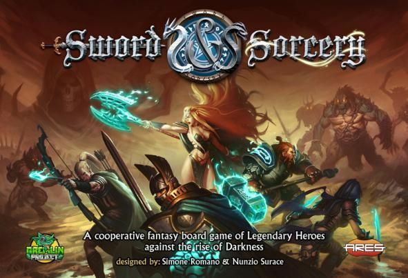 Main image for Sword & Sorcery
