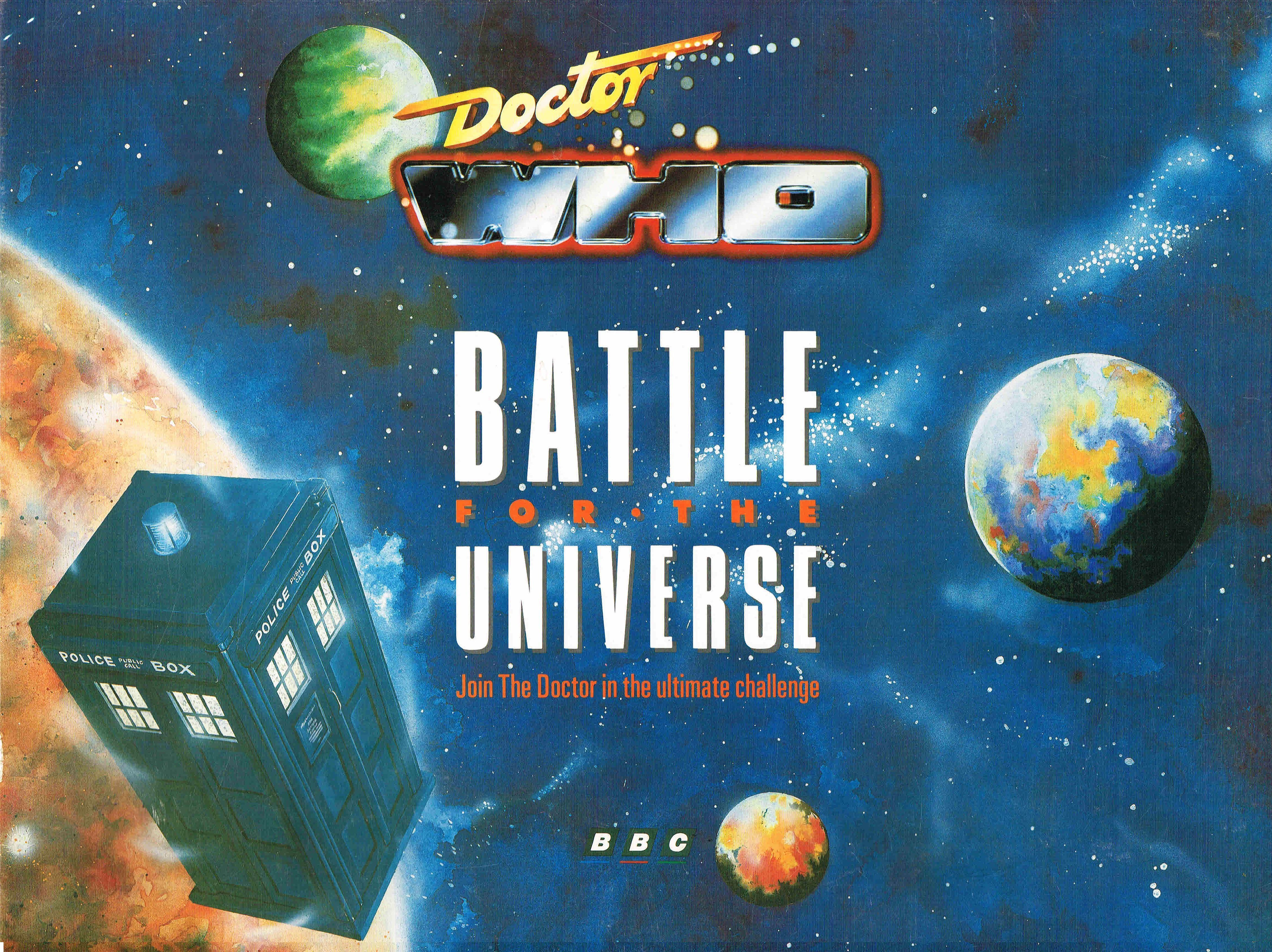 Doctor Who: Battle for the Universe