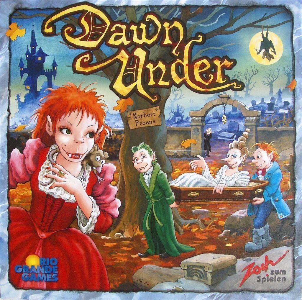 Dawn Under