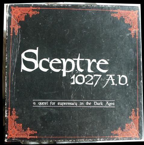 Sceptre 1027 A.D.