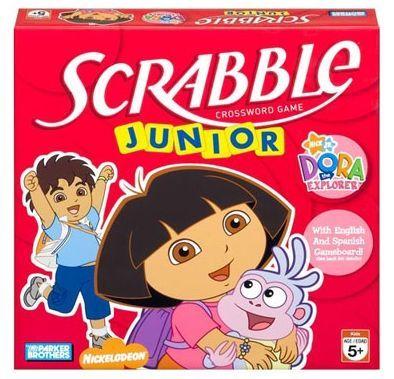 Scrabble Junior: Dora the Explorer Edition