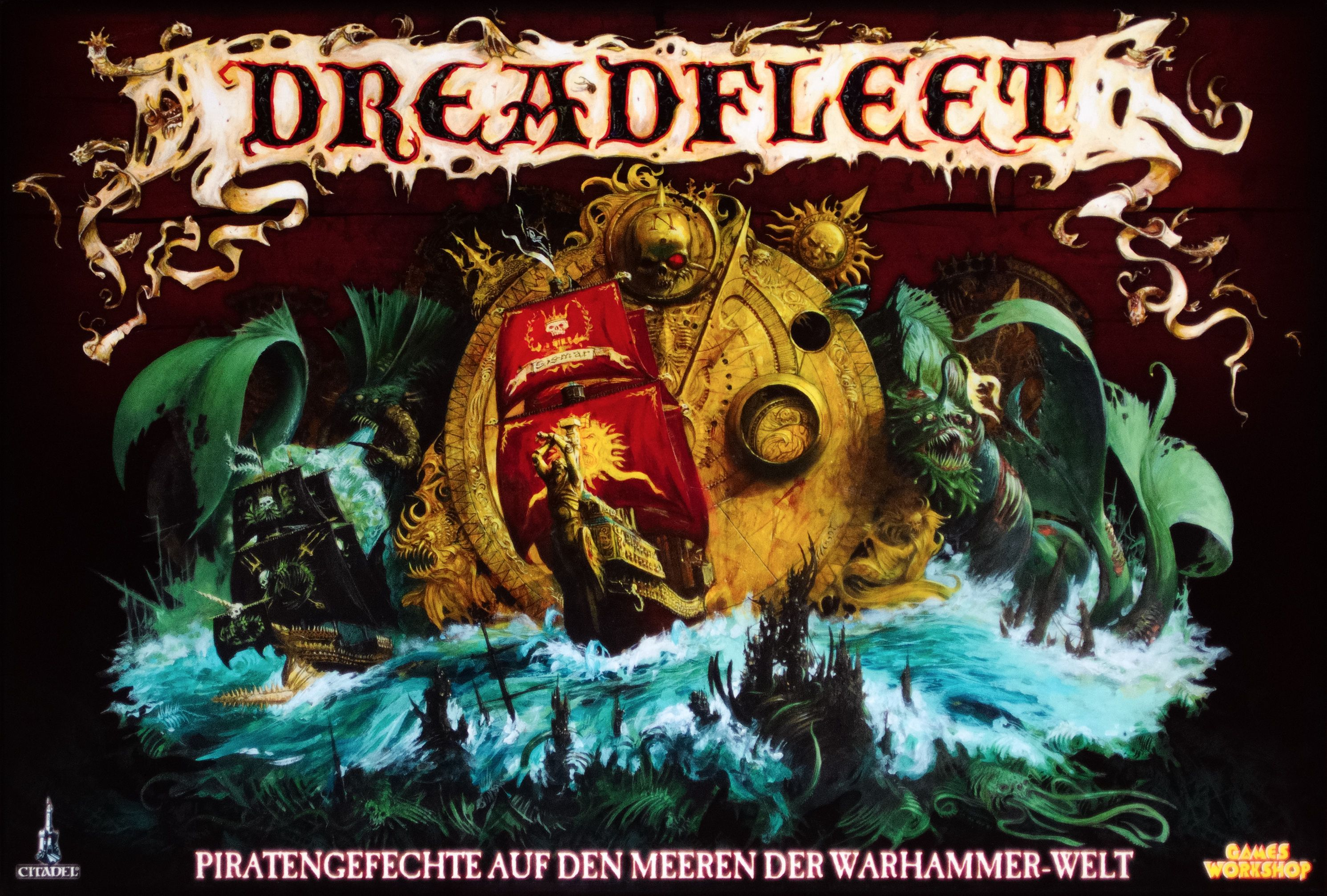 Dreadfleet