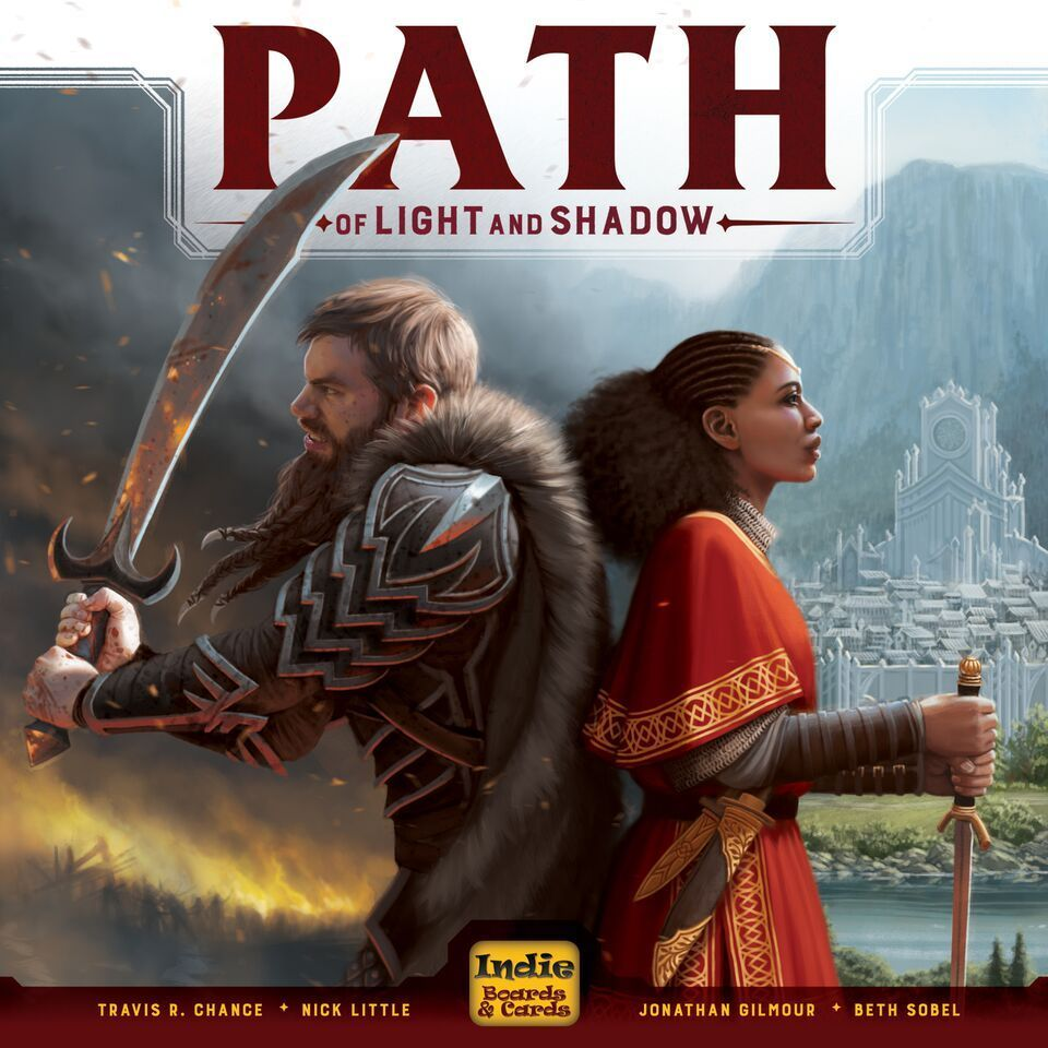 Path of Ligth and Shadow