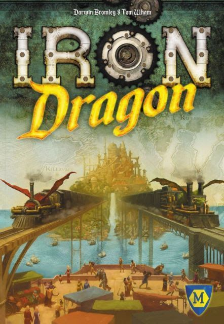Main image for Iron Dragon