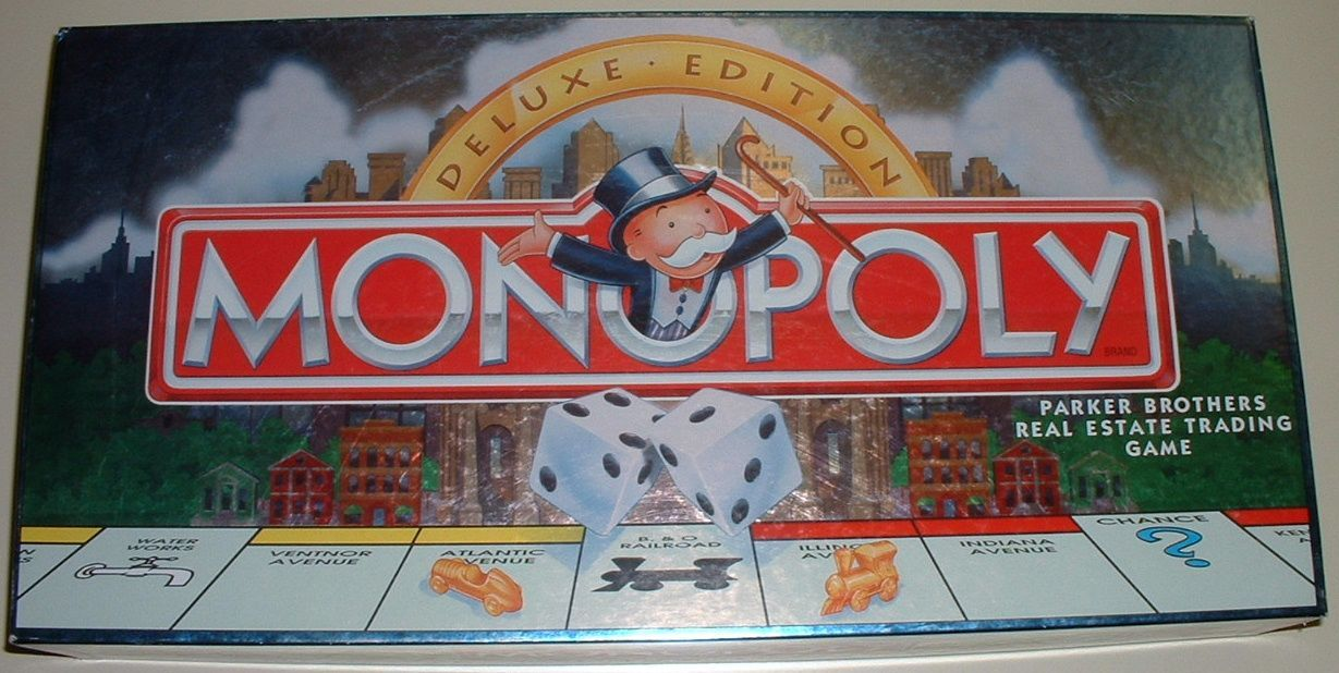 Monopoly: Deluxe Edition