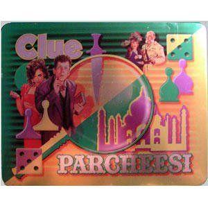 Clue / Parcheesi