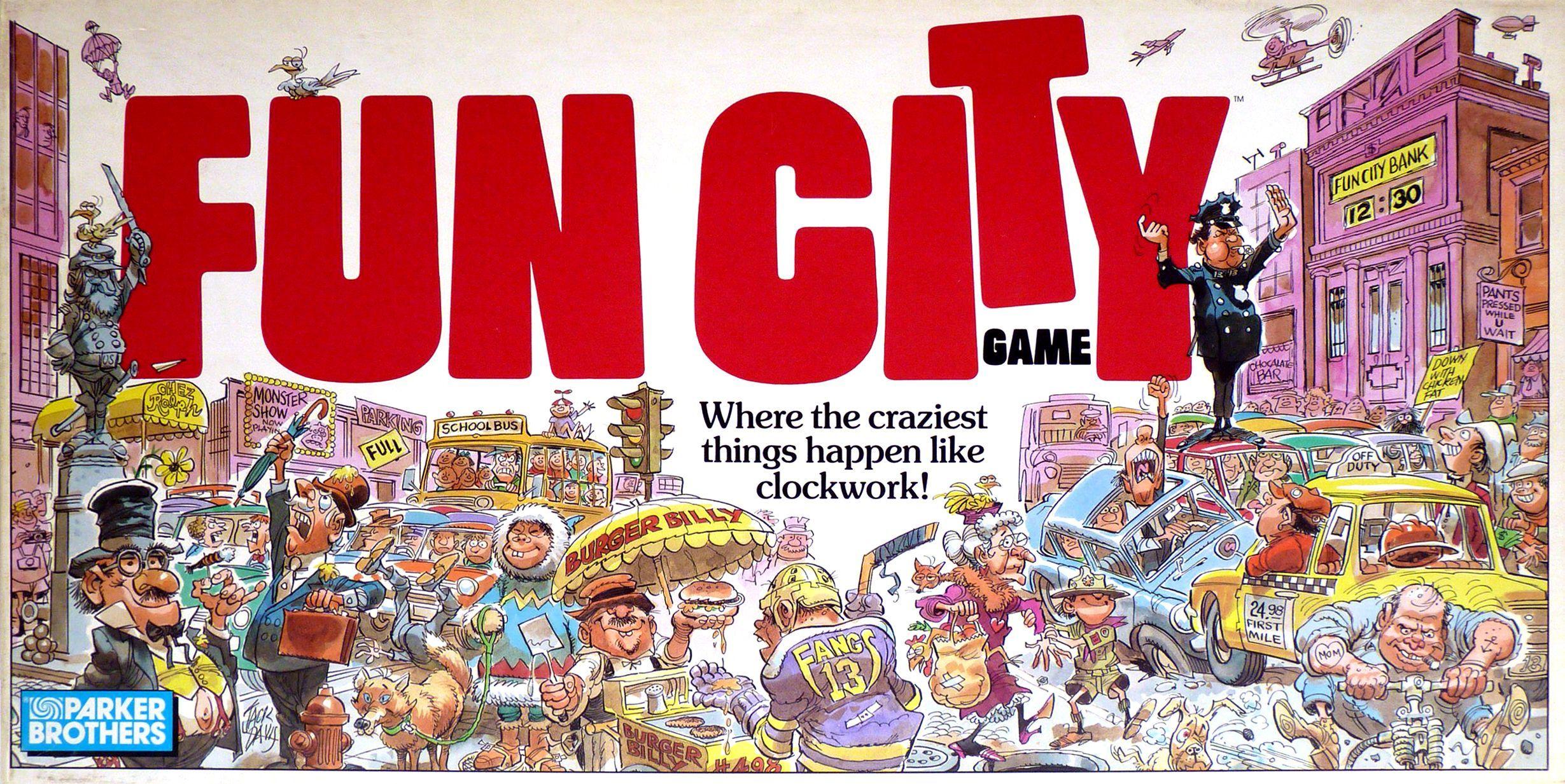 Fun City Game
