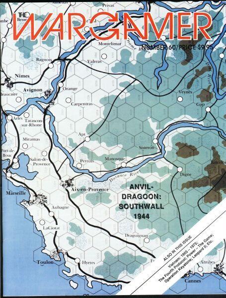 Anvil-Dragoon: Southwall 1944